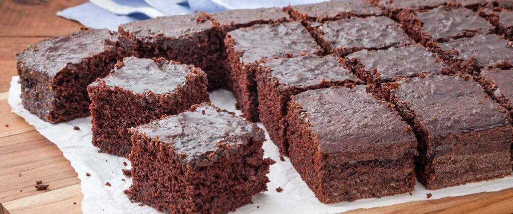 Receita de bolo de chocolate ii