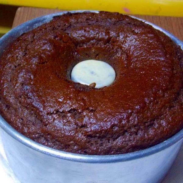 Receita de bolo de chocolate no liquidificador