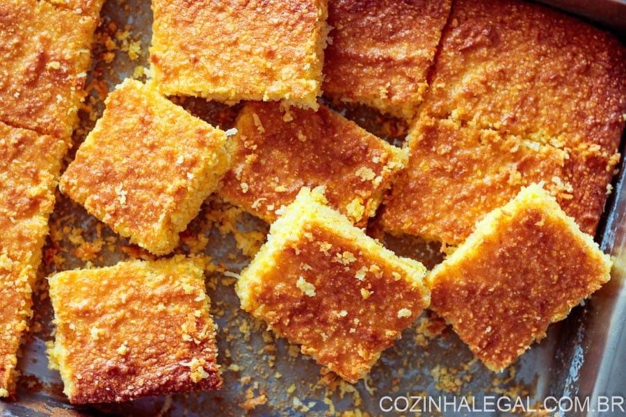 Conheça essas receitas de bolo de milho inesquecíveis