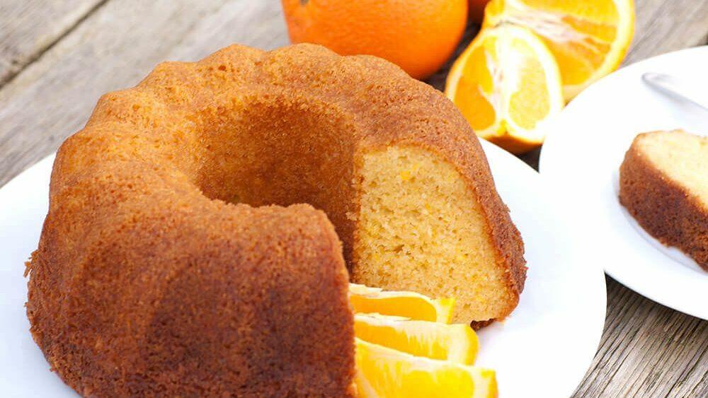8 receitas para quem ama bolo de laranja