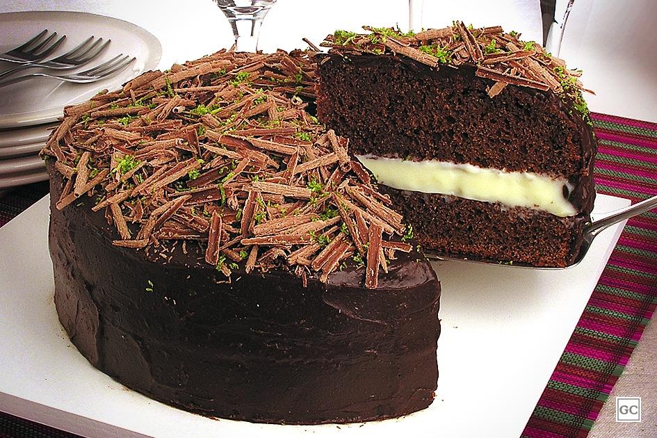 10 melhores receitas de bolo de chocolate