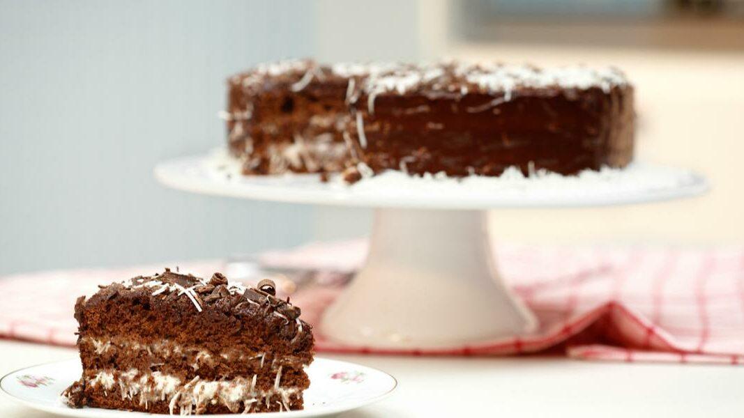 Receita de bolo prestígio para aniversário