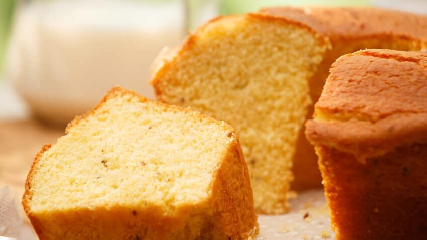 Receita de bolo de farinha