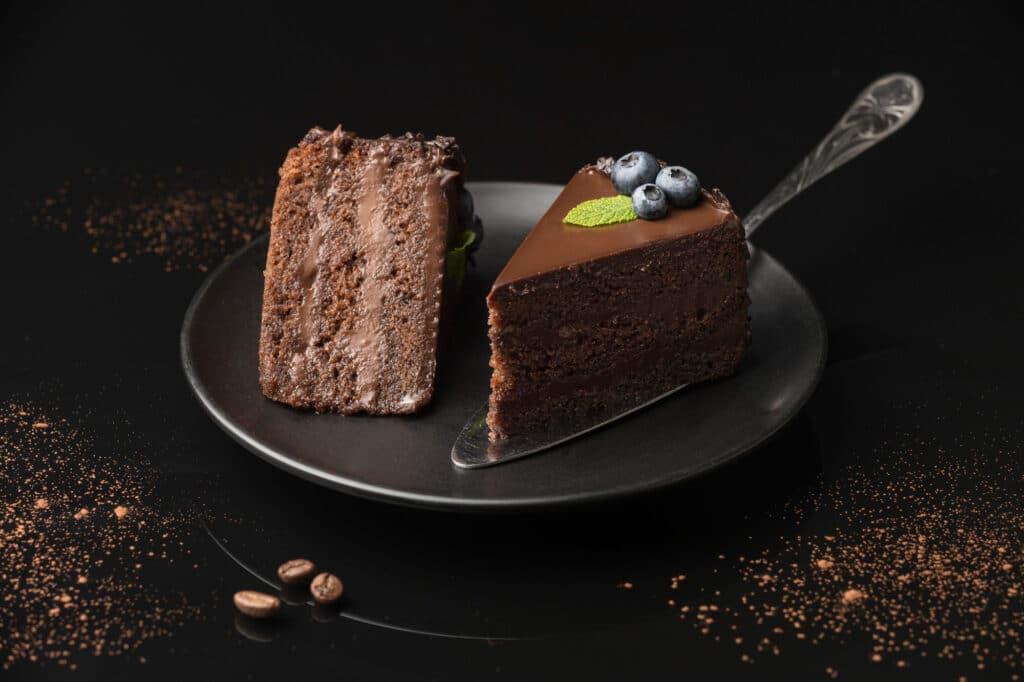 Receita de bolo gelado crocante