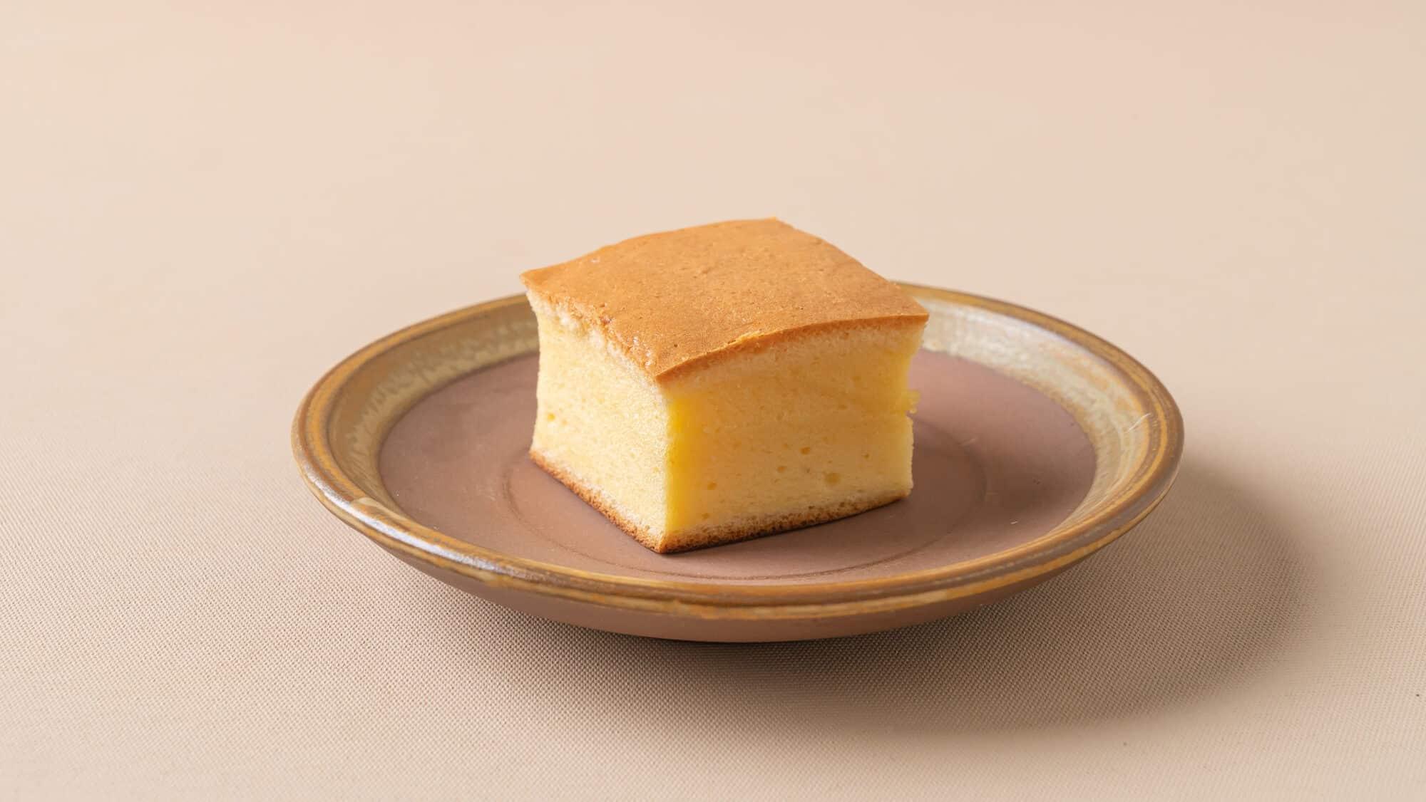 Receita de bolo cheesecake japonês