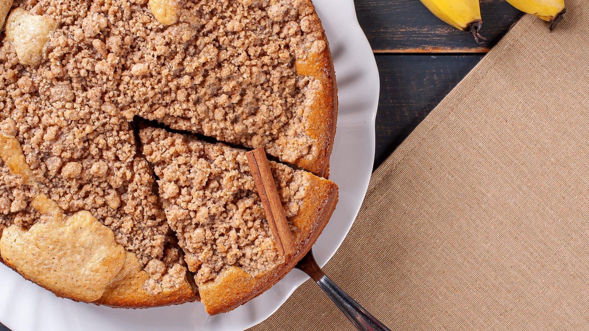12 receitas de torta doce para você testar e amar!