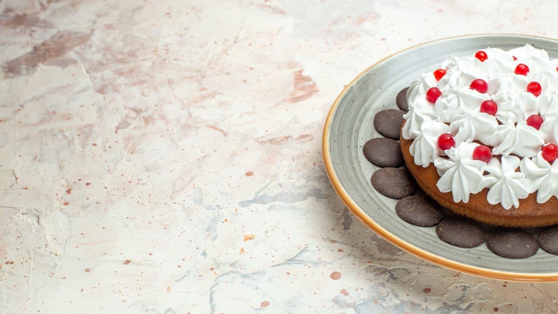 Receita de glacê para ornamentar bolos