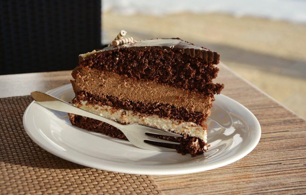 Receita de bolo puro chocolate