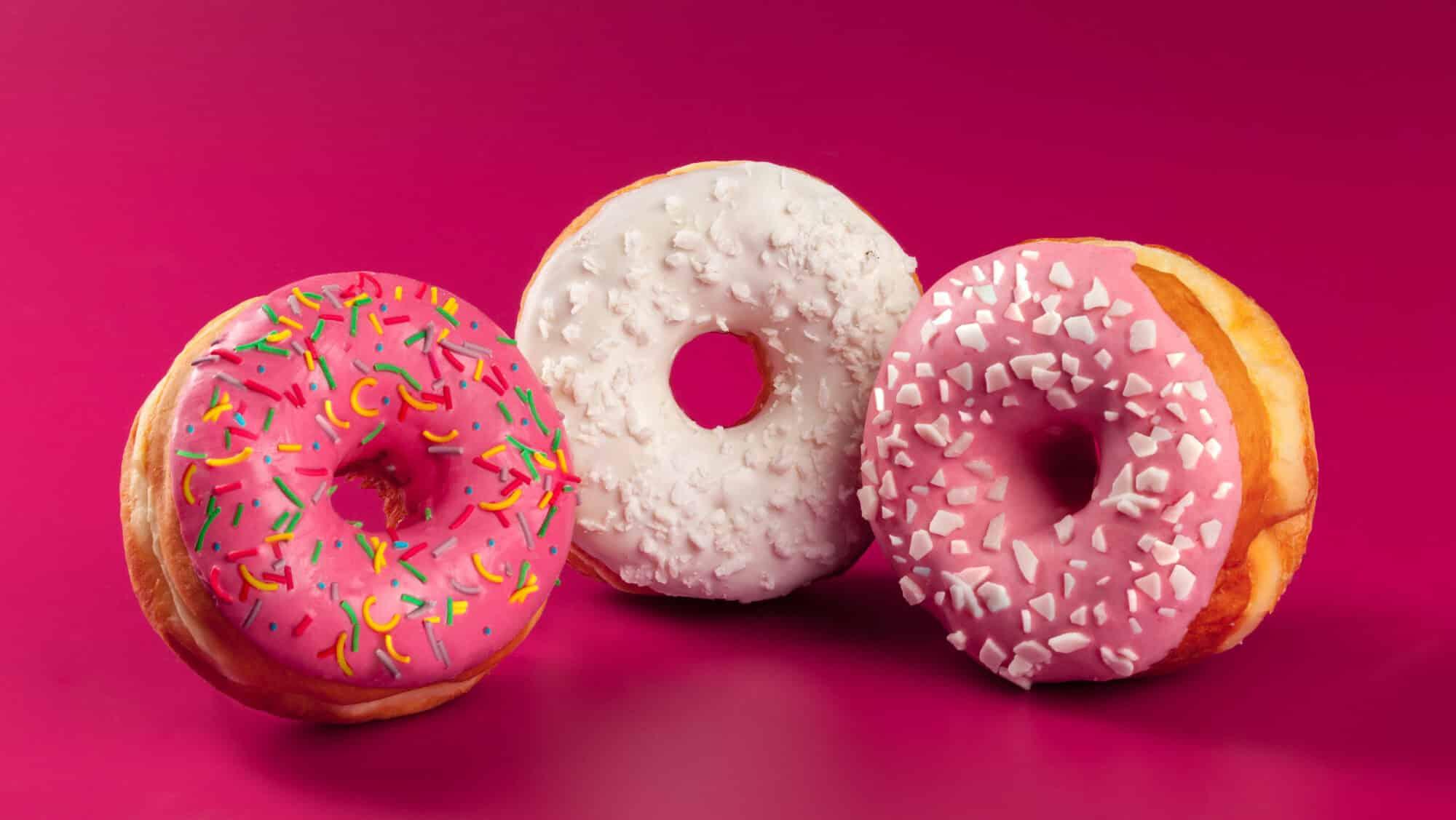 Como fazer um verdadeiro donut americano!